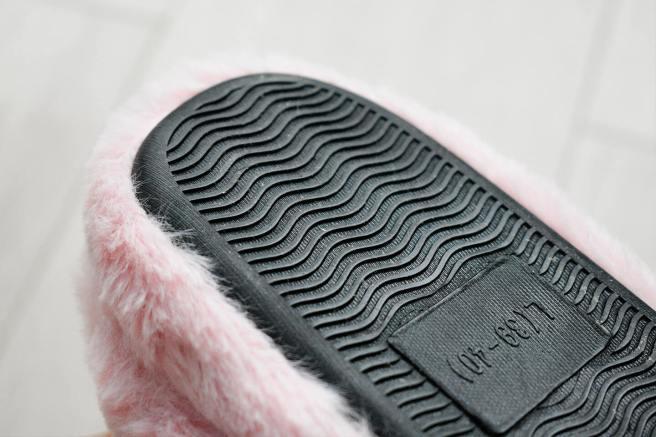 Talpa papuci de casa roz marimea 39 40