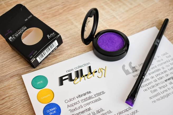 1 Melkior 3D eye shadow vanity fard