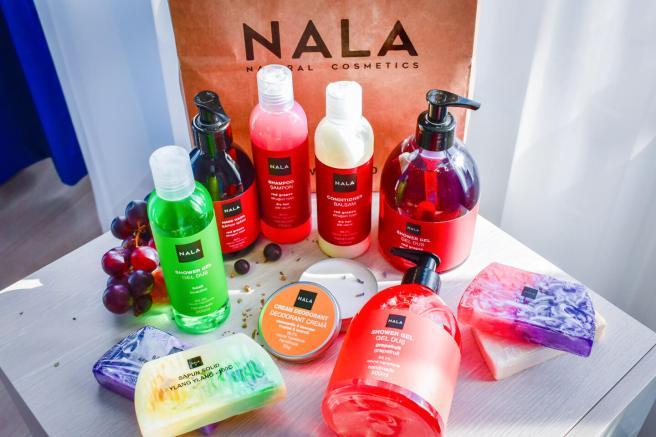 Deschidere NALA cosmetice palas iasi 1 + 1 GRATIS v2