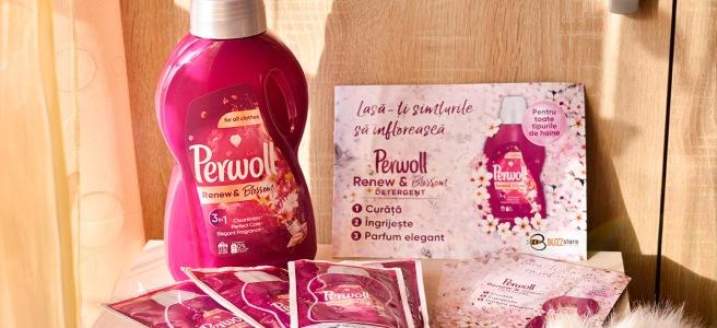 campanie buzzstore detergent perwoll renew and blossom
