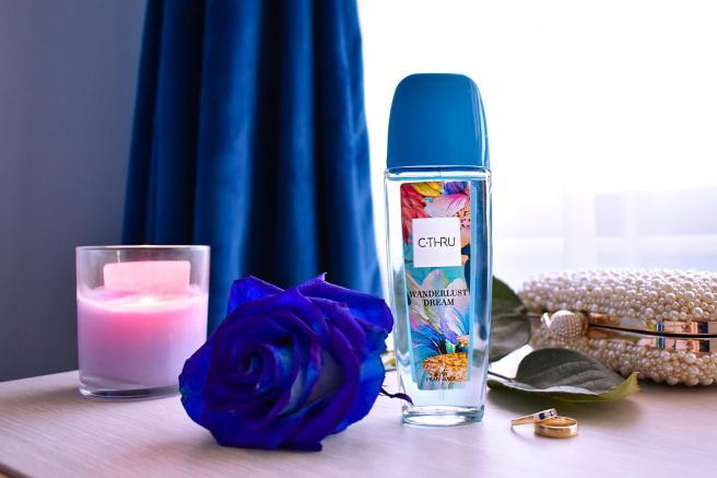 wanderlust dream c thru body fragrance