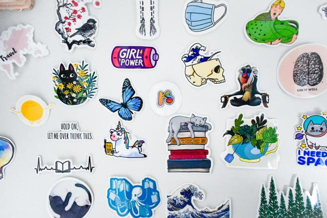 my stiki stickere abtibilduri premium calitate sticker