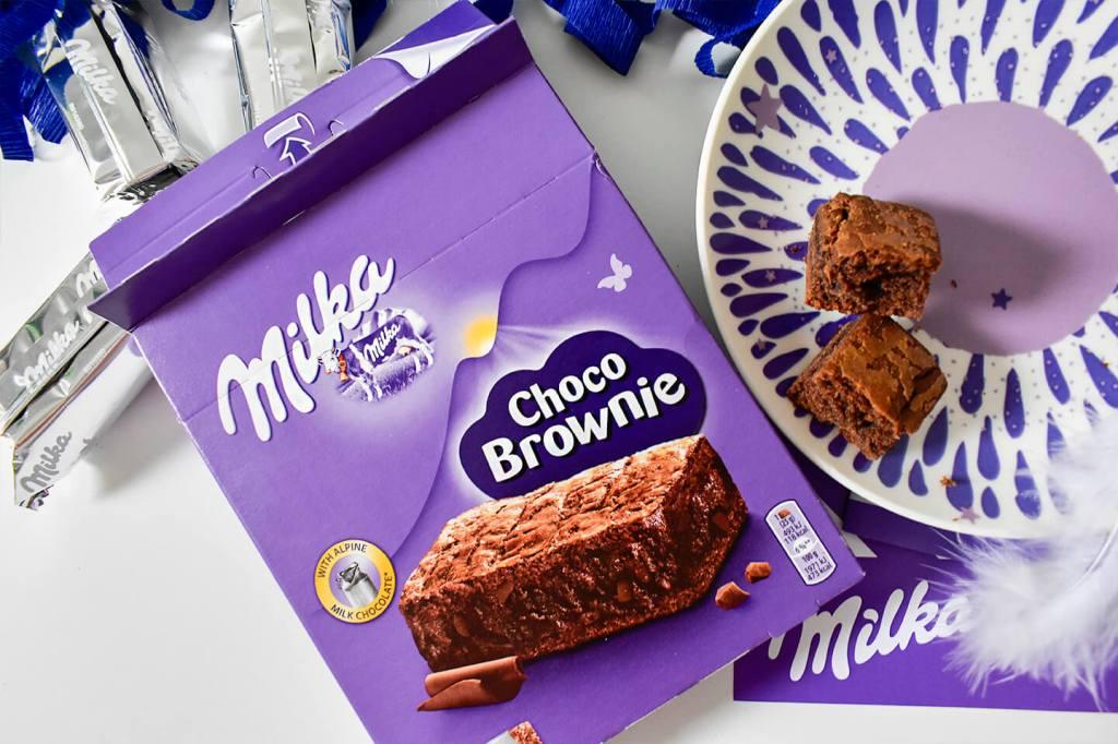 milka choco brownie fenomenal delicios bun cacao ciocolata chocolate chip